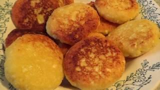 Сырники из творога рецепт классический/Быстрый и самый простой рецепт
