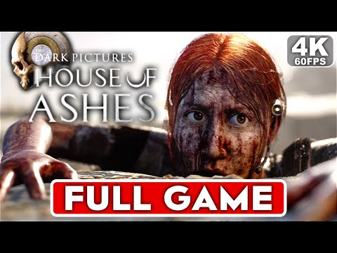 HOUSE OF ASHES Gameplay Walkthrough Part 1 FULL GAME [4K 60FPS PC] - No Commentary thumbnail
