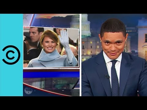 SEE YOU IN COURT / Melania's Millions - The Daily Show | Comedy Central UK