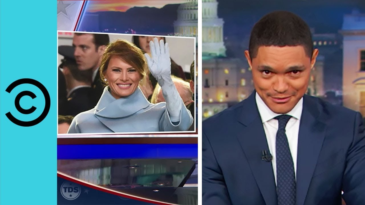 The White House Hustle | The Daily Show With Trevor Noah ...  The White House...