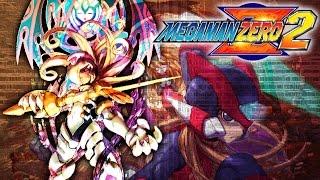 Megaman Zero 2 Final Boss - Elpizo