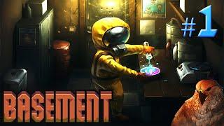 Basement Gameplay - Ep 1 - YO MR WHITE [Let