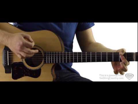 My Eyes - Guitar Lesson and Tutorial - Blake Shelton