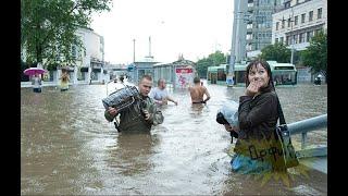 Страсти вокруг Лубянки. Великий потоп. Закопанное здание.