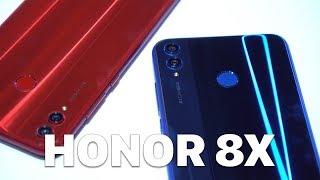 Trên tay Honor 8X
