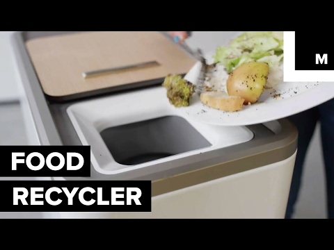 Innovative recycler for compost
