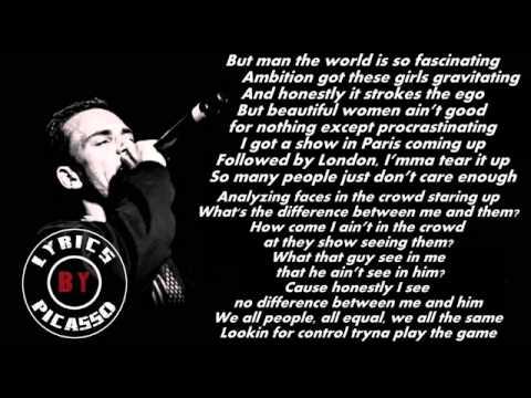 Logic -  The High Life (ft Elijah Blake) [Lyrics]