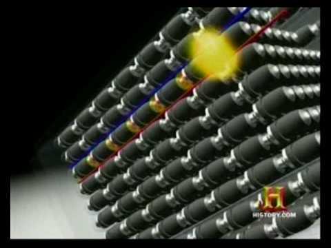 Metal Storm 36 Barrel Prototype-One Million Rounds per ...
