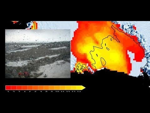 It's Raining In Antarctica -  Scientists Are Extremely Worried
