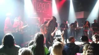 Video Alborosie - Rocky Road live @ LMB 2016 download MP3, 3GP, MP4, WEBM, AVI, FLV Agustus 2018