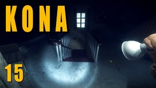 KONA [015] [Unheimliche Geräusche im Haus] Let's Play Gameplay Deutsch German thumbnail