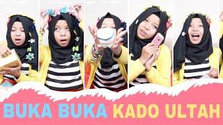 BUKA KADO - UNBOXING BIRTHDAY PRESENTS