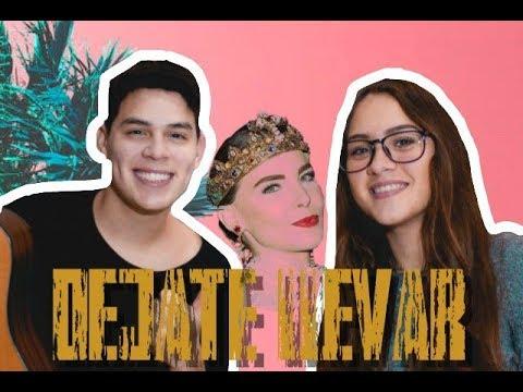 Juan Magan, Belinda, Manuel Turizo, Snova, B-Case - Déjate Llevar - ft. Amor Carlín ( cover )