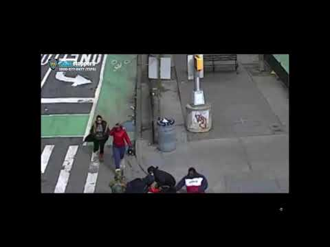 WHEN ANIMALS ATTACK : MOB ASSAULTS MAN IN CHINA TOWN NYC