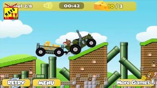 Tom and Jerry Tractor Game by MavoTV