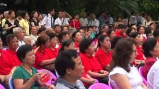 Русская песня в Китае