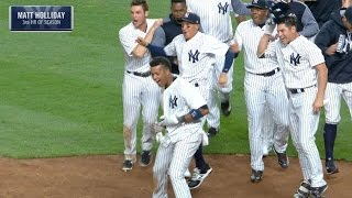 4/28/17: Holliday delivers a walk-off three-run homer by : MLB