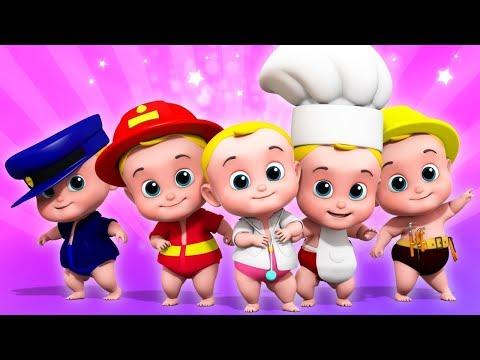 馃敶 Nursery Rhymes For Children | Cartoons For Children | Songs For Kids by Junior Squad