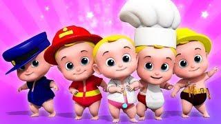 🔴 Nursery Rhymes For Children | Cartoons For Children | S...