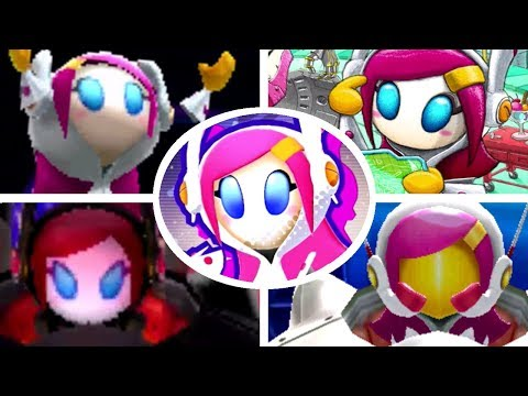 All Susie Battles & Appearances in Kirby Games (2016-2018)