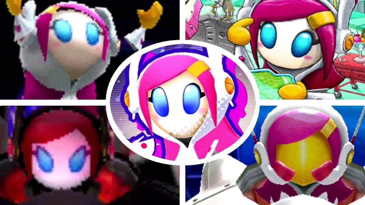 All Susie Battles  Appearances In Kirby Games 2016-2018 -2869