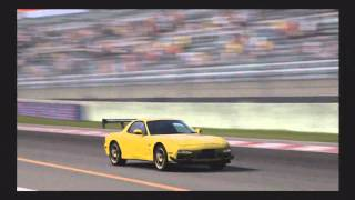 Initial D Drift feat. GT5, Keisuke Takahashi + Space Boy & Running In The 90´s