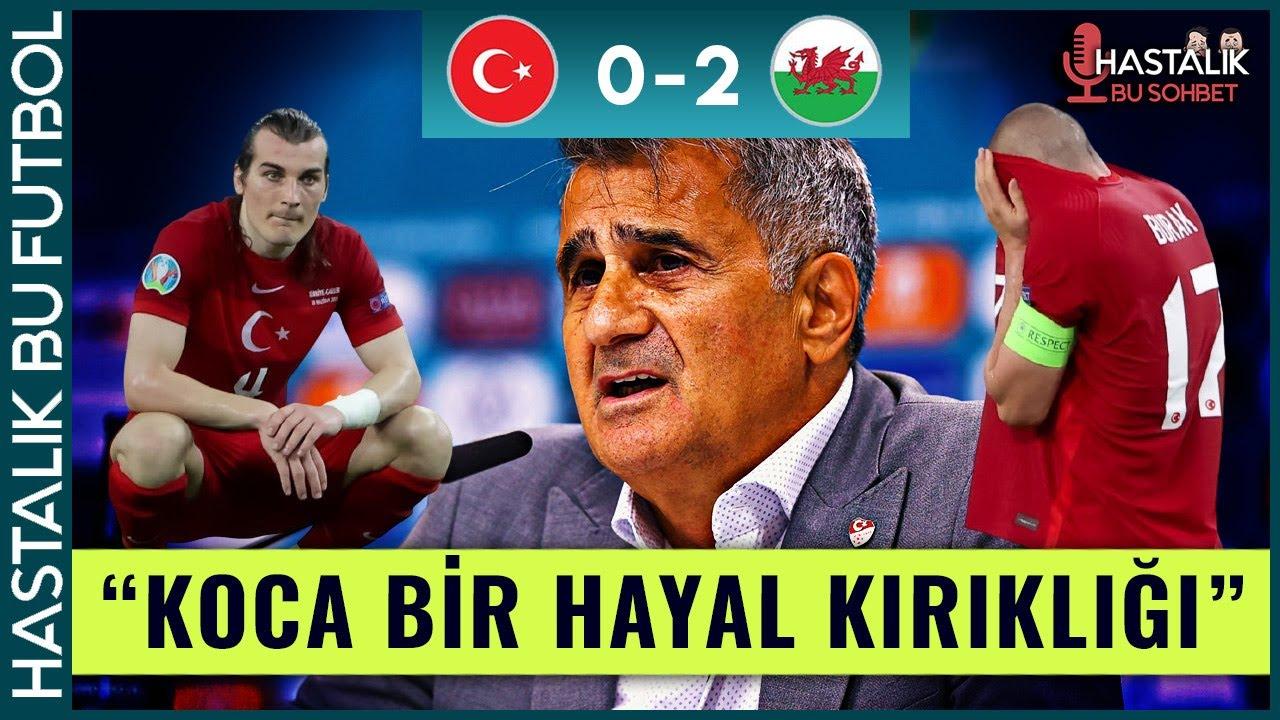HASTALIK BU SOHBET | Türkiye - Galler