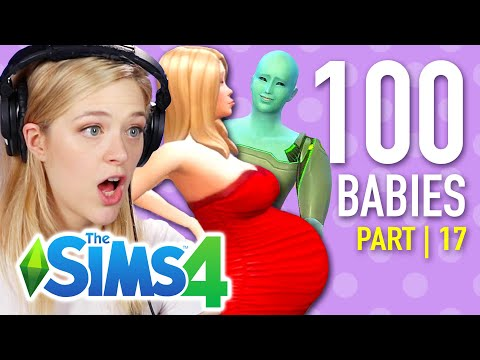 Single Girl Woohoos An Alien In The Sims 4 | Part 17 thumbnail