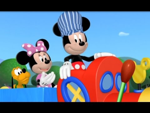 La Maison de Mickey en Francais (2017) - Dessin animé Complet (HD 720p) Compilation pour Enfants