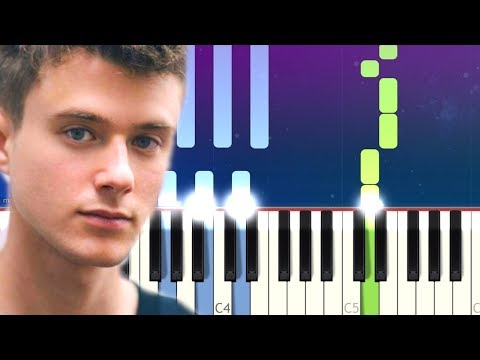 Alec Benjamin - Jesus In LA  (Piano Tutorial)