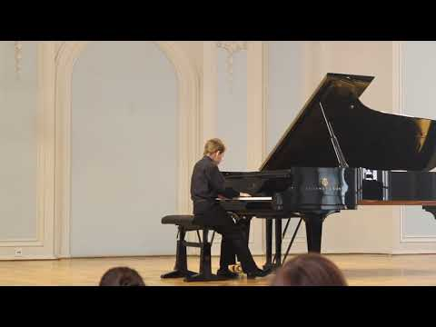 06.05.2018 R. Shakirov in concert of students of the Central music school at the Moscow Conservatory