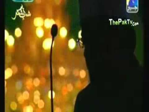 karta hoon toba Hafiz Ahmed Raza Qadri 2011