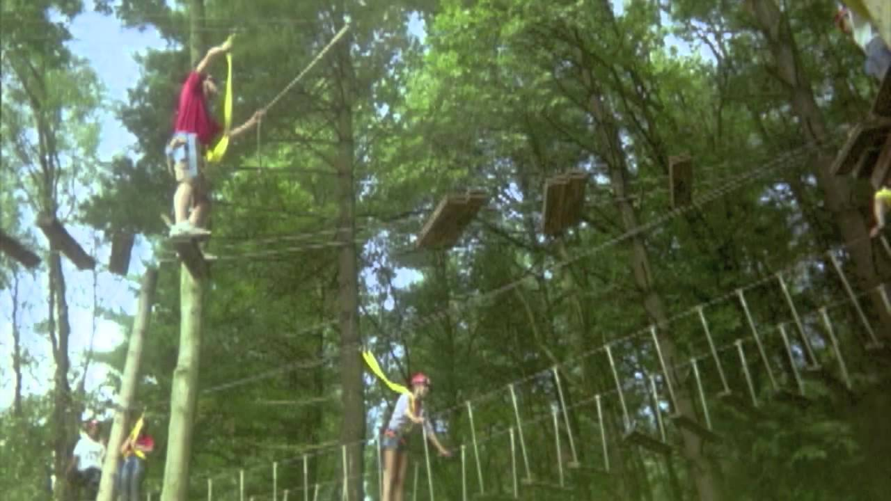 YearOne Trip to Camp Nuhop - YouTube