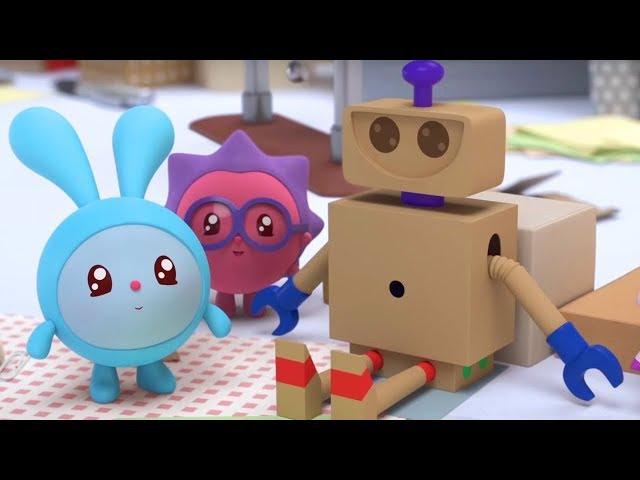 Малышарики - новые серии -  (132 серия) Развивающие мультики для самых маленьких