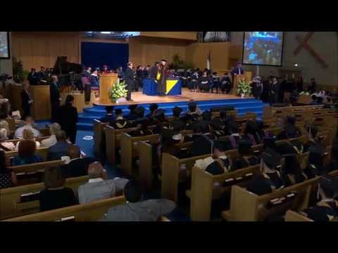 Commencement | Aviation, Architecture, Art & Design, Business and Education