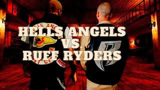 Ruff Ryders meet the Hel$$ Angels | My Reaction