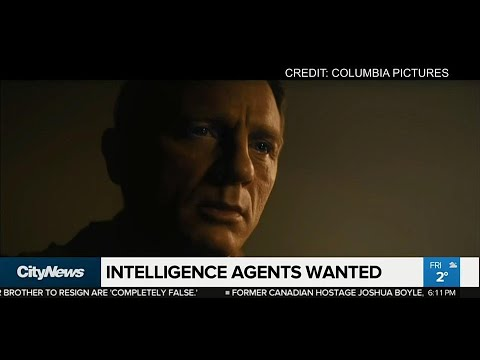 In search of Canada's next spies: CSIS holds job fair