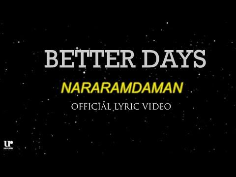 Better Days - Nararamdaman (Official Lyric Video)