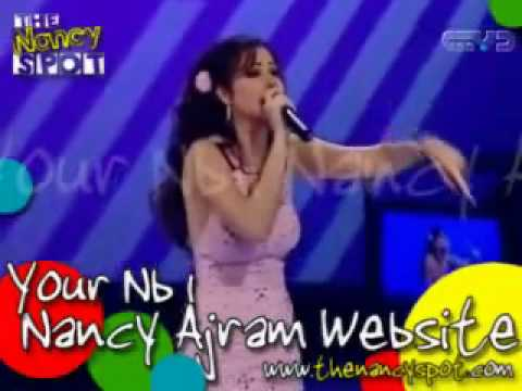 Nancy Ajram @Ah we noss.flv