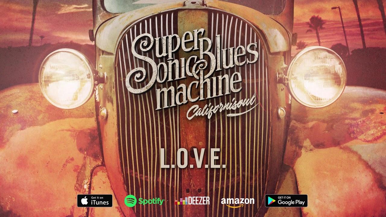 supersonic blues machine # 2