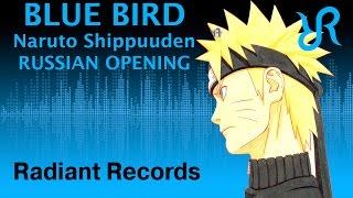Naruto Shippuuden OP 3 Blue Bird Ikimono Gakari RUS Song Cover