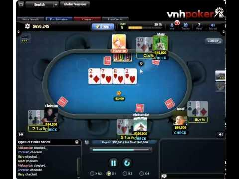 Kako se igra poker sa 5 karata roulette inside bets
