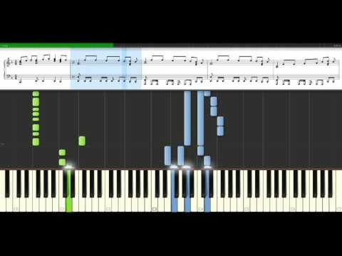 Erasure - Always [Piano Tutorial] Synthesia