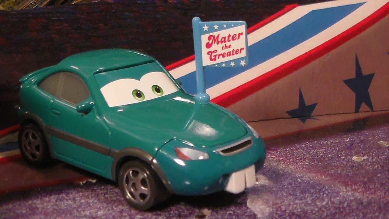 Bucky Brakedust, New 2015 Disney Pixar Cars Toons Mater