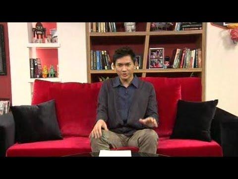 Eric Khoo on his latest movie, My Magic (Pt 1)