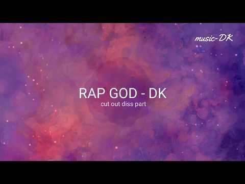 RAP GOD EMINEM Cover - DK. -no Diss Rap God Reloaded-