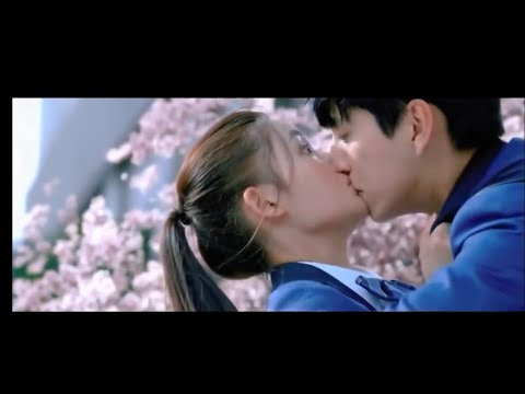 Download Film Fall in Love at first kiss🥰😘kiss scene 🥰 2019💞short chip