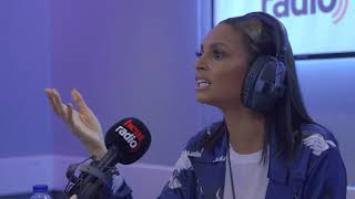 Alesha Dixon talks BGT and her new book