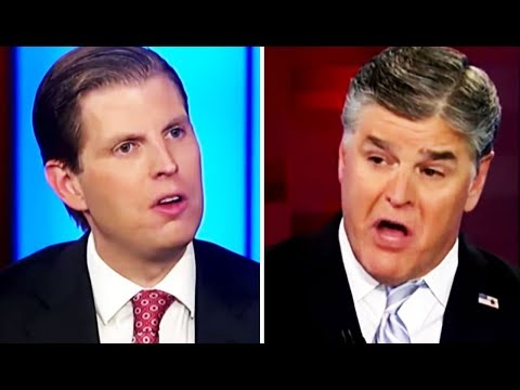 Hannity: Eric Trump Says Democrats Aren