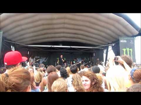 You Me At Six - Loverboy (Vans Warped Tour